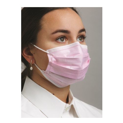 Defend Level Mask Pliable Chin Band box of 50