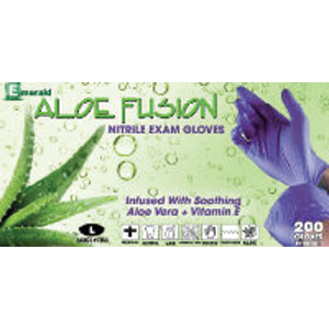 Nitrile Aloe Fusion Exam Gloves Powder Free – Emerald